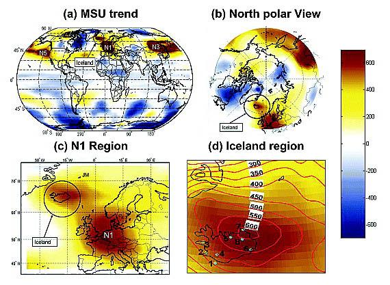Geothermische energie IJsland.