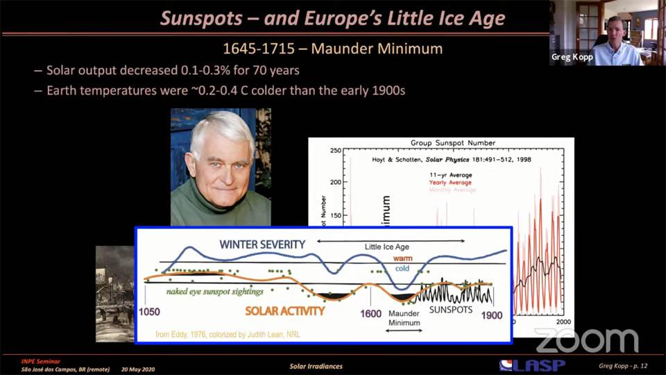 Zonnefysicus Greg Kopp's seminar: pagina 12.