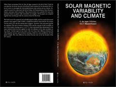 Boekrecensie: SOLAR MAGNETIC VARIABILITY AND CLIMATE - C. de Jager, S. Duhau & A.C.T. Nieuwenhuizen